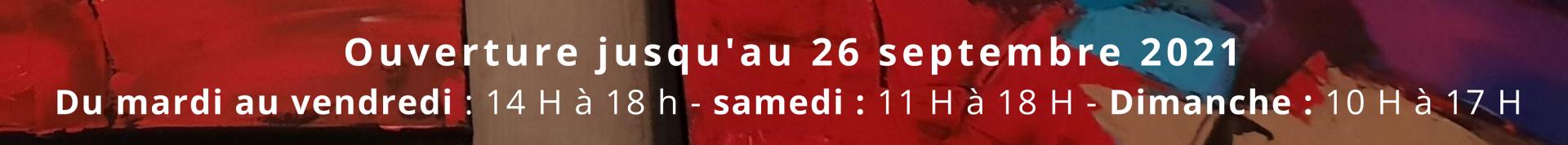 Regain Art'Lyon 2021 - 11 au  26 Sept 2021