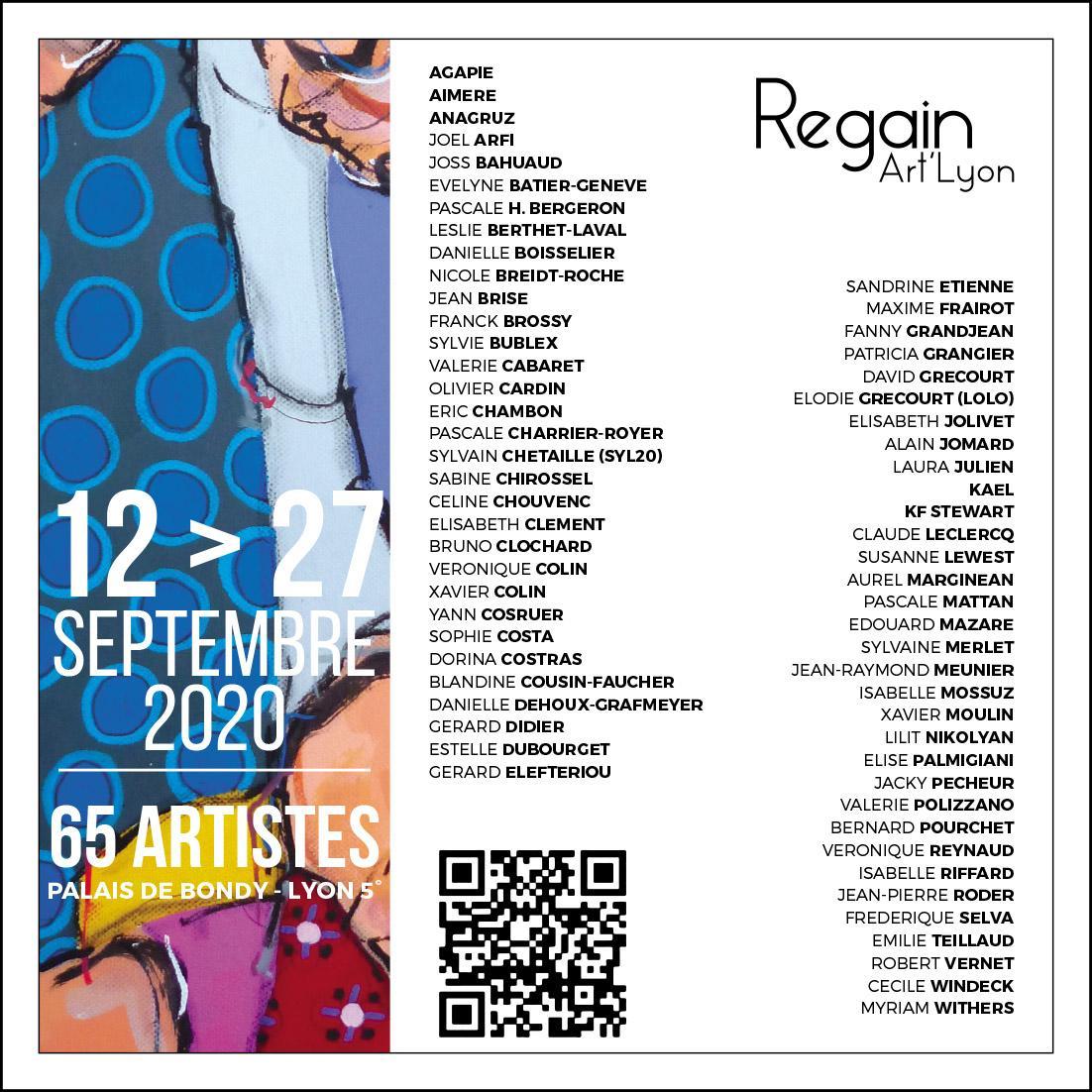 Artistes Salon 2020